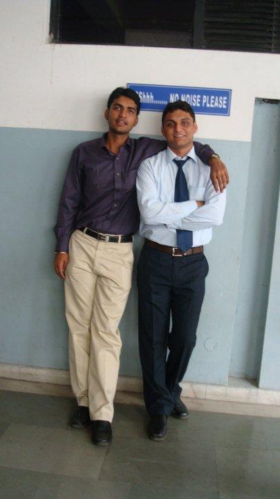 Kartikeya and Me