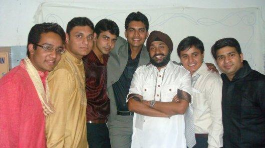 Starting Right, Hitesh, Sukhi, Me, Ashwani, Kartikeya, Prince